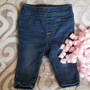 💞Ralph Lauren 6 Month Legging Jeans💞